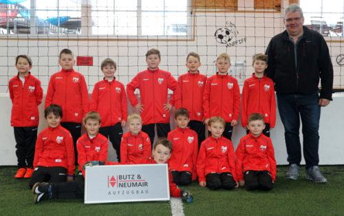 Butz-und-Neumair-Aufzugbau-sponsert-TSV-Indersdorf-F-Jugend